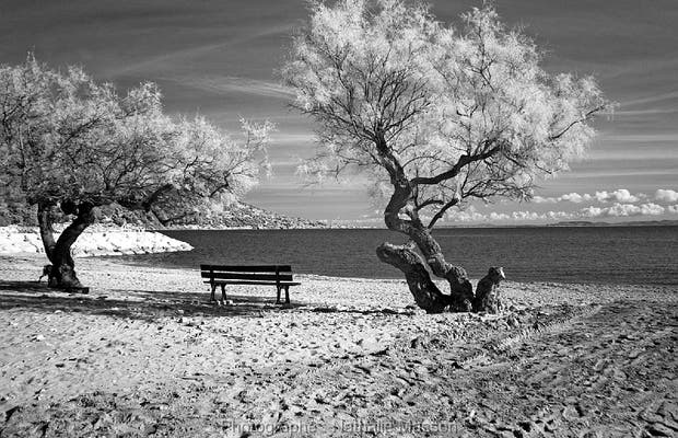Salettes beach