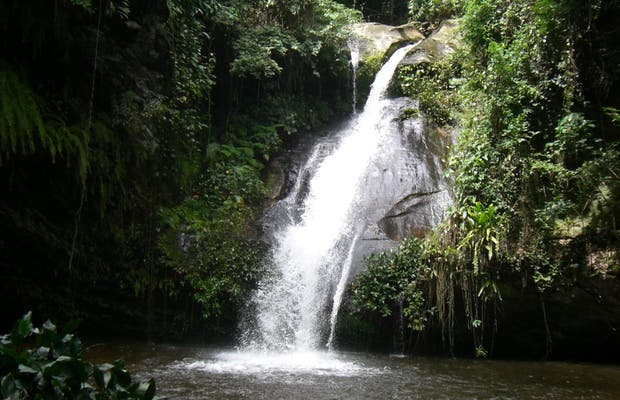 Womé Waterfall