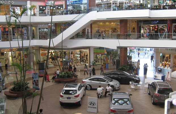 Centro Comercial Oakland Mall