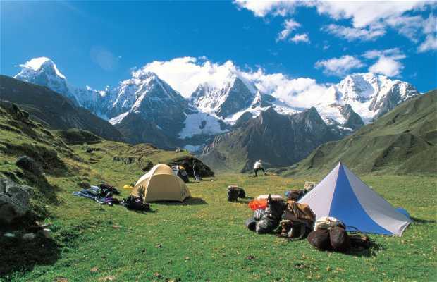 Cordillera del Huayhuash