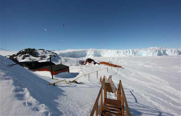 Glaciar Uspallata, La Antartida