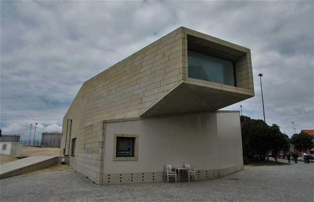 Posto de Turismo (Matosinhos Welcome Centre)