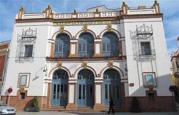 Gutiérrez de Alba theatre