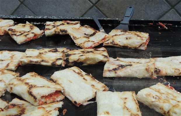 Al Gambero Pizzeria