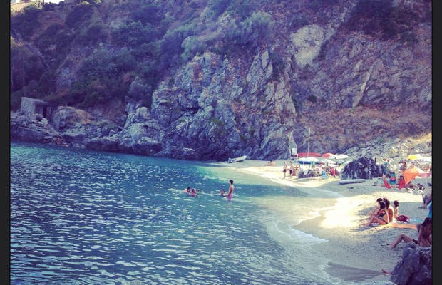 Bahía de Copanello