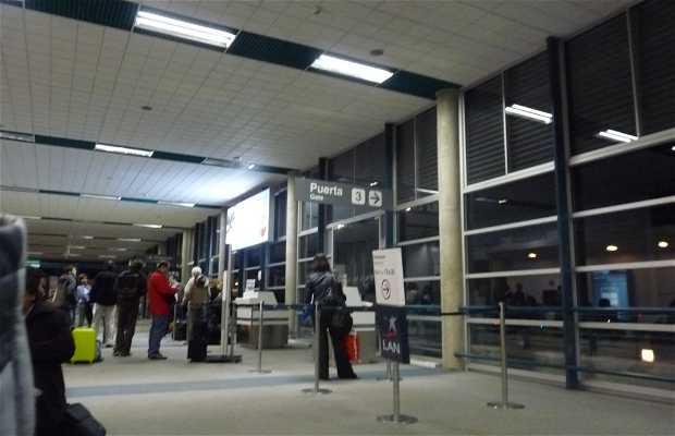 Aeropuerto Internacional Diego Aracena