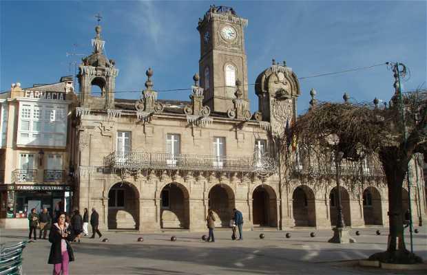Casa Consistorial o Ayuntamiento de Lugo