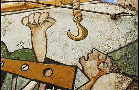 Billedresultat for orgosolo murales