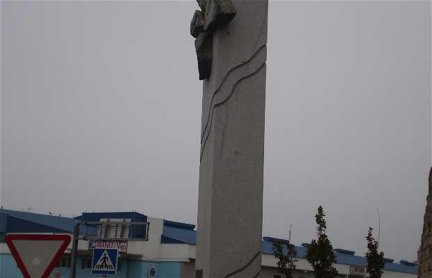 Monumento a los Marineros Muertos en el Mar