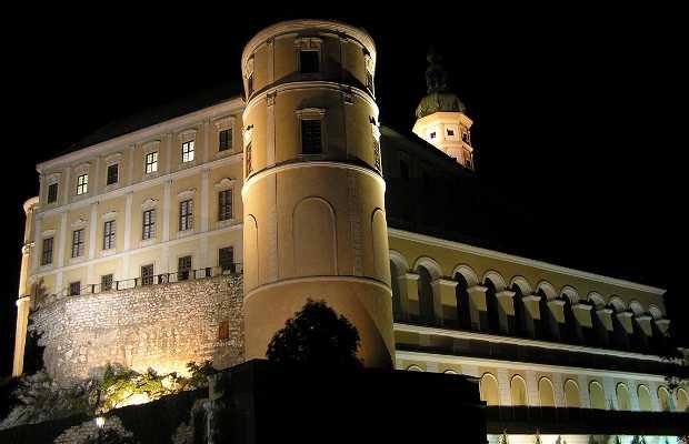 Castillo de Mikulov
