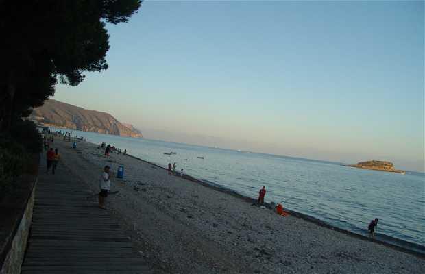 Playa Cap Negret