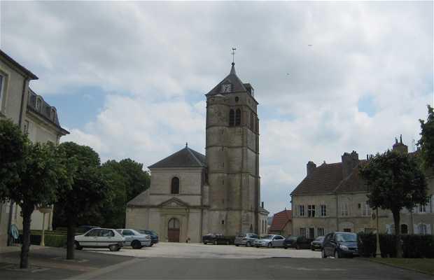 Iglesia Saint-Christophe