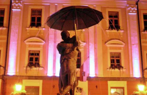 Tartu Red Square (Raekoja Plats)