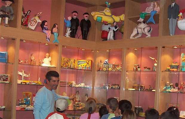 Museo del Juguete Gigantea