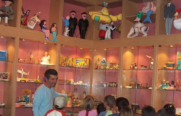 The Gigantea Toy Museum