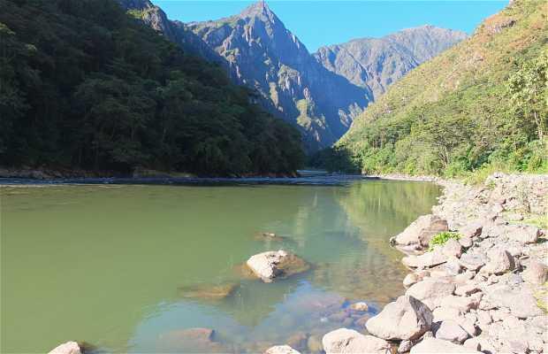 Le Río Urubamba