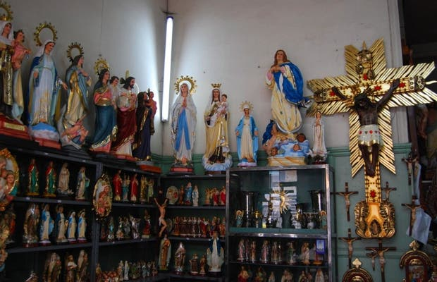 Santerías of La Candelaria