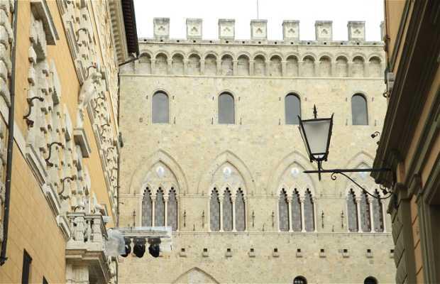 Place et Palais Salimbeni
