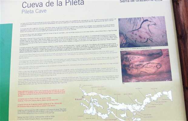 Grotta della Pileta a Benaoján