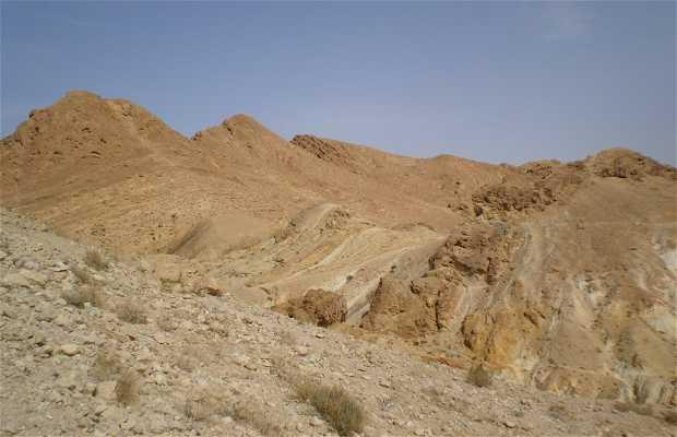 Cordillera del Bajo Atlas