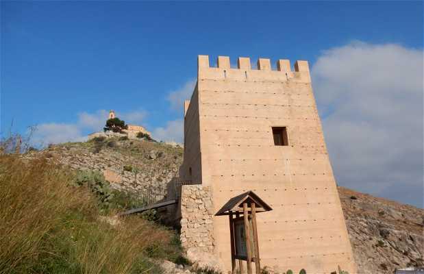 Ruta de las torres de la Albacara