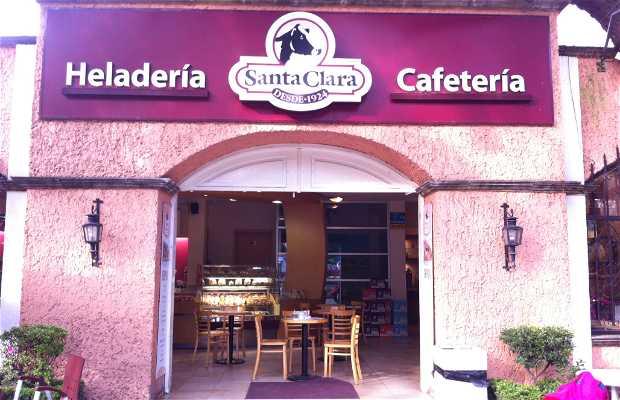 Heladería Santa Clara