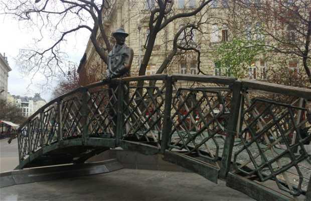 Monumento a Imre Nagy