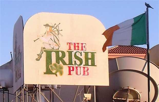 Shamrocks Irish pub of Paphos