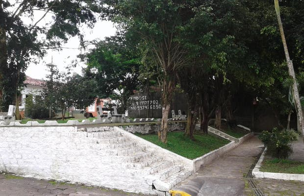 Plaza Theodolina Gomes
