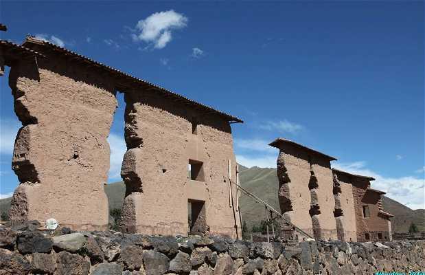 Templo de Virachocha - Raqchi