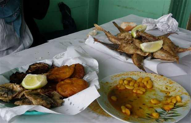 Sidi Fatah Food Stalls