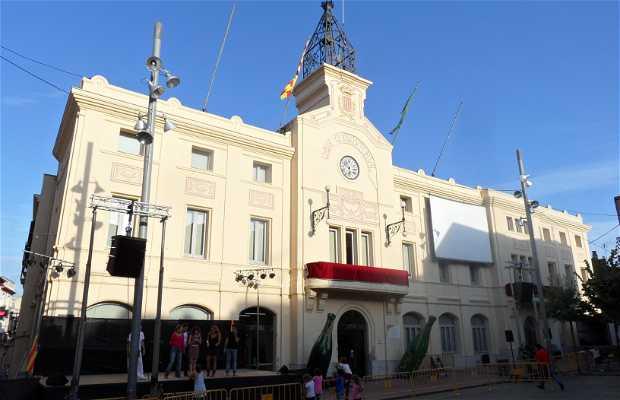 Ayuntamiento de Sant Sadurní