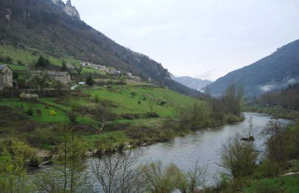 Garganta del Tarn (Gorges du Tarn)