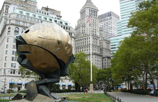 Esfera 11-S à Battery Park