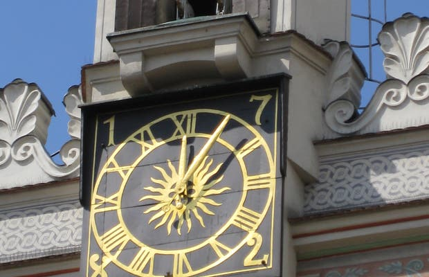 Pozna? Town Hall