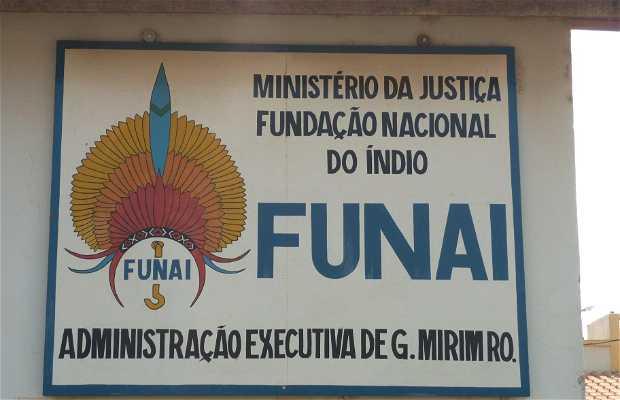 FUNAI Offices