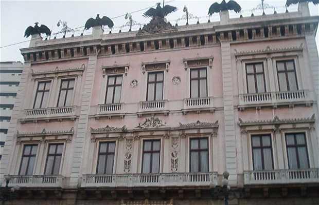 Palacio das Aguias/Palacio de las aguilas