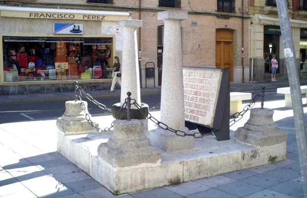 Monumento alle Feste a Medina del Campo