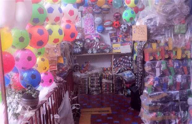Tiendas de pelotas