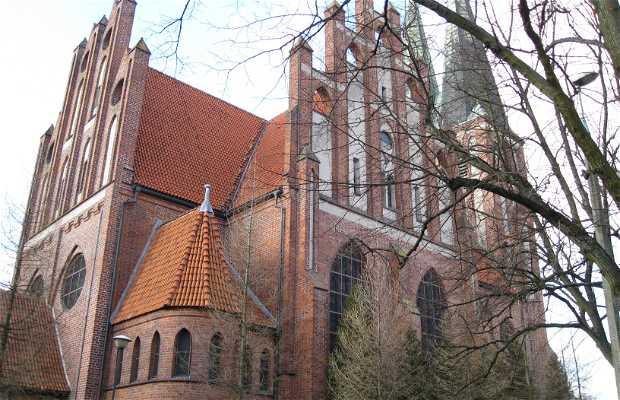 Iglesia de Nuestra Señora de los polacos