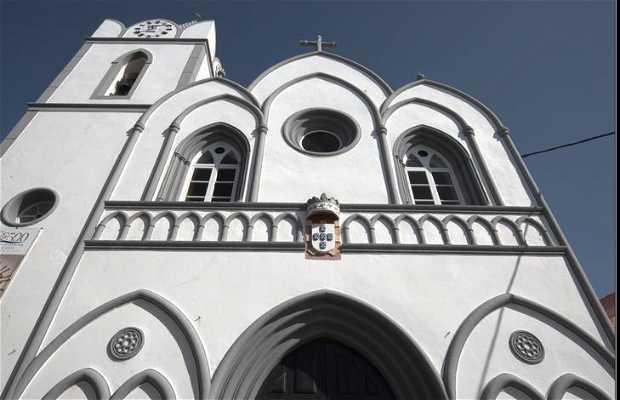 Iglesia de Jardim do Mar