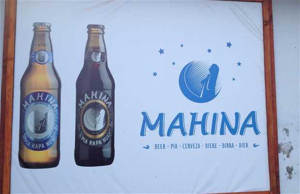 Cervecería mahina