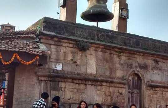 Centro Histórico de Katmandú