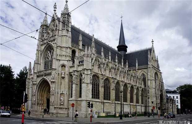 Notre Dame du Sablon (Church of Our Blessed Lady of Sablon)
