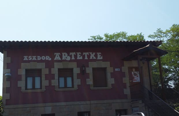 Asador Artetxe