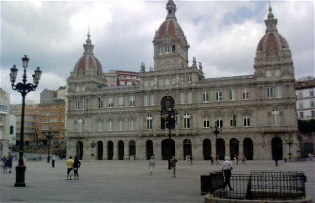 Plaza de Maria Pita