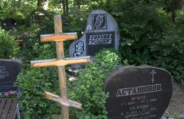 Cementerio de Ivana