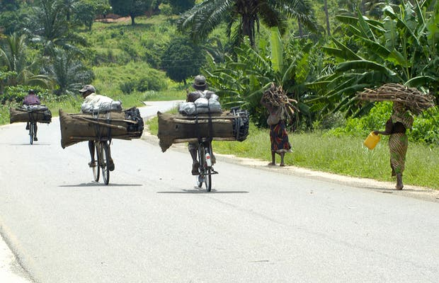 Udzungwa Roads