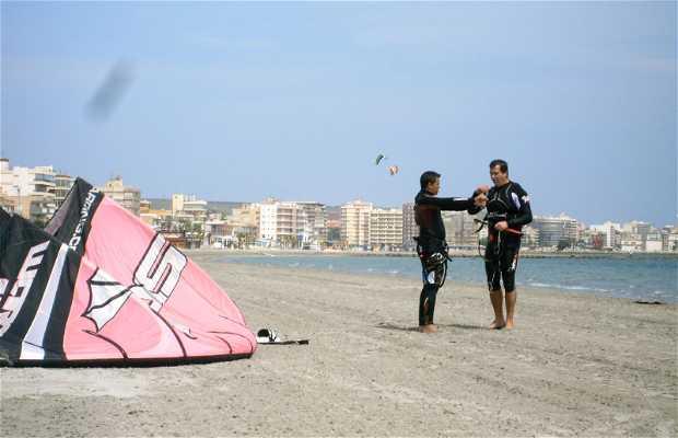 Club windsurf Area