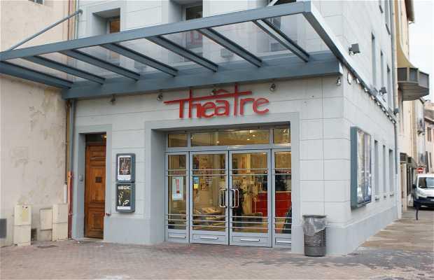 The Comoedia theatre